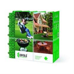 Модульное пластиковое покрытие ERFOLG  Home&Garden - фото 687785