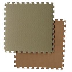 Модульный ковролин 27х27х0,7 см, серый - фото 689486