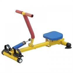 Тренажёр MooveFun SH-04 A детский механический Гребля - фото 692229