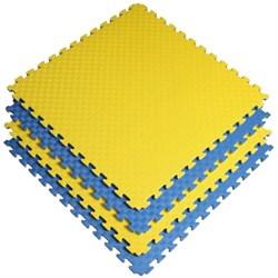 Будо-мат (татами) односторонний (1 плита 100x100x2,5см, 1кв.м./уп) - фото 694678