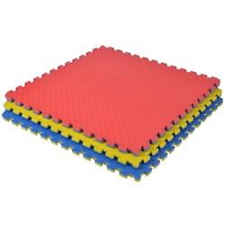 Будо-мат (татами) односторонний (1 плита 100x100x4см, 1кв.м./уп) - фото 694680