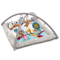"""Игровой развивающий коврик с игрушками Funkids """"Comfy Delux Gym"""" - фото 695184"""