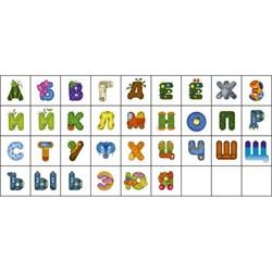 """Поле для многофункционального стола """"Алфавит"""" 135х60 см - фото 695471"""