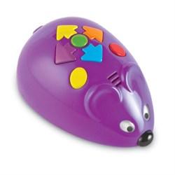 Мышка фиолетовая - фото 695921
