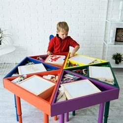 """Игровой многофункциональный стол """"Творчество"""" - фото 695933"""