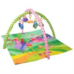 """Игровой развивающий коврик """"Сказка"""" зеленый (Lorelli Toys) - фото 695947"""
