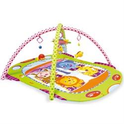 """Игровой развивающий коврик """"Автобус"""" (Lorelli Toys) - фото 695960"""