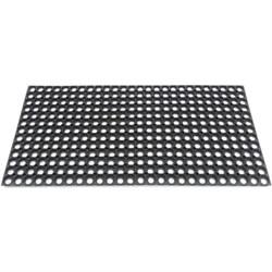 """Напольные резиновые ковры, коврик """"Противоскользящий с отверстиями"""" - фото 696185"""