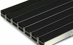 Грязезащитная алюминиевая решетка Megapolis23 Rubber - фото 696912