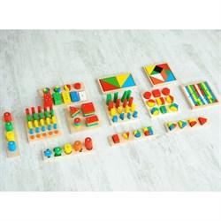 """Игровой набор """"Монтессори 14 в 1"""" - фото 697193"""