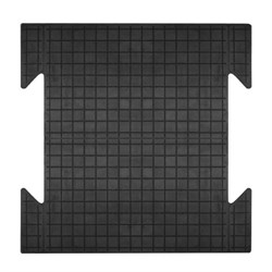 """Модульное резиновое покрытие """"Технопол"""" 50х50х2,5 см - фото 697293"""