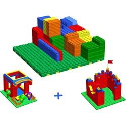 """Набор конструкторов  GB7,5"""" для детского сада для от 3 лет - фото 698034"""