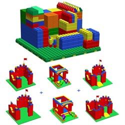 """Набор конструкторов  GB10"""" М для рекреационных зон в школах - фото 698050"""