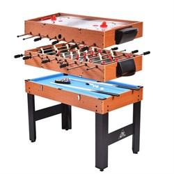 """Игровой стол - трансформер DFC SOLID 48"""" 3 в 1 - фото 698378"""
