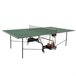 Теннисный стол Donic Indoor Roller 400 зеленый - фото 700744