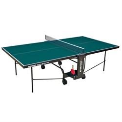 Теннисный стол Donic Indoor Roller 600 зеленый - фото 700748