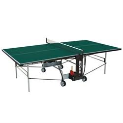 Теннисный стол Donic Indoor Roller 800 зеленый - фото 700758