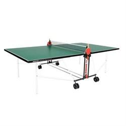 Теннисный стол Donic Outdoor Roller FUN зеленый - фото 700781