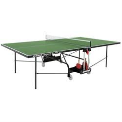 Всепогодный Теннисный стол Donic Outdoor Roller 400 зеленый - фото 700789