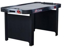 Игровой стол - аэрохоккей «High Speed» 5 ф Wk (152,4 х 76,2 х 78,7 см, черный) - фото 702074