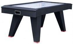 Игровой стол - аэрохоккей «Hover» 6 ф Wk (187 х 96,5 х 81,2 см, черный) - фото 702115
