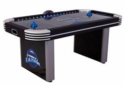 Игровой стол - Аэрохоккей «Atomic Lumen-X Lazer» 6 ф Wk (183 х 102 х 79 см, черный) - фото 702131