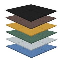 Модульное напольное покрытие Rubblex Sport 100х100 см - фото 702136