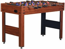 Настольный футбол (кикер) «Standart» (122x61x78.7 см, коричневый) wk - фото 703088