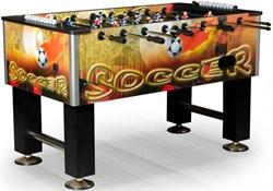 Настольный футбол (кикер) «Roma II» (140x76x87 см, цветной) wk - фото 704048