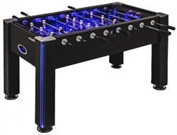 Настольный футбол (кикер) «Azure» (148x78x87 см, черный) wk - фото 705002