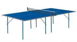 """Стол для настольного тенниса """"Start line Hobby-2"""" (273 х 152,5 х 76 см) с колесами Sl - фото 705014"""