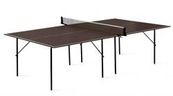 """Всепогодный стол для настольного тенниса """"Start Line Hobby Light Outdoor"""" (273 х 150 х 76 см) без сетки, без колес wk - фото 705017"""