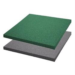 Модульное напольное покрытие Rubblex Roof 50х50 см - фото 705048