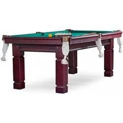 Бильярдный стол для русского бильярда Texas 7 ф (махагон) ЛДСП Wk - фото 705810
