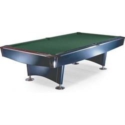 Бильярдный стол для пула Reno 9 ф (черный) Wk - фото 705863