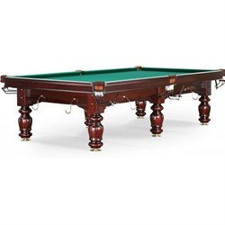 Бильярдный стол для русского бильярда Classic II 10 ф (махагон) Wk - фото 705867