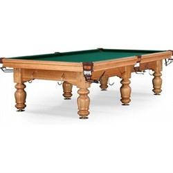 Бильярдный стол для русского бильярда Classic II 10 ф (ясень) Wk - фото 705876