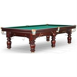 Бильярдный стол для снукера Classic II 10 ф (махагон) Wk - фото 705878