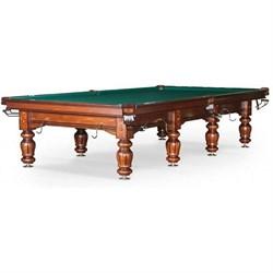 Бильярдный стол для русского бильярда Classic II 12 ф (орех) Wk - фото 705882