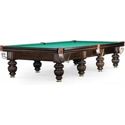 Бильярдный стол для русского бильярда Tower 11 ф (черный орех, 8 ног) Wk - фото 705914