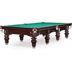 Бильярдный стол для русского бильярда Turin 12 ф (махагон) Wk - фото 705922