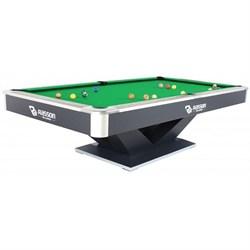 Бильярдный стол для пула Victory II Plus 8 ф (черный) Wk - фото 705924