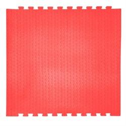 "Коврик-пазл EcoCover (1 плита 100х100х1,4см, 1кв.м./уп) ""Красный"" - фото 707221"