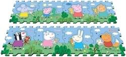 """Peppa Pig Коврик-пазл """"Пеппа и друзья"""" - фото 9500"""