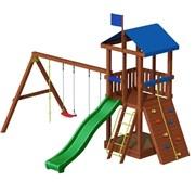 Детская площадка для дачи «Джунгли 4»