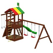 Детский игровой комплекс «Джунгли 4М»