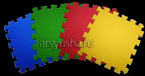Будо-мат (татами) BABYPUZZ плиты 100х100х2 см
