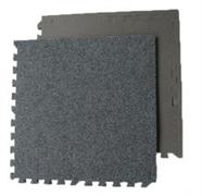 Мягкое напольное покрытие 60*60*1,5 см цвет Серый