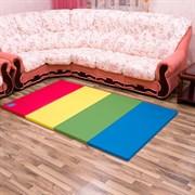 """Детский игровой складной коврик AlzipMat """"Color Folder S"""" 200Х120Х4 см"""