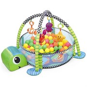 """Игровой развивающий коврик Funkids """"Turtle Gym"""""""